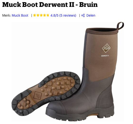beste outdoor laarzen heren