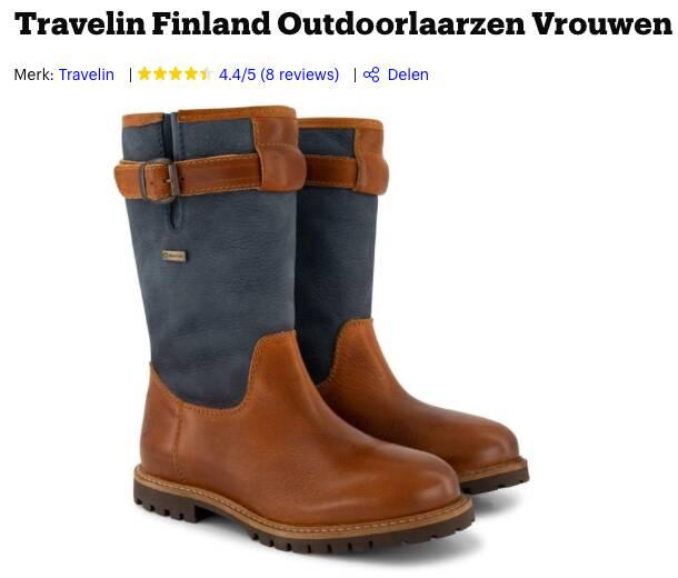 goede outdoor laarzen dames