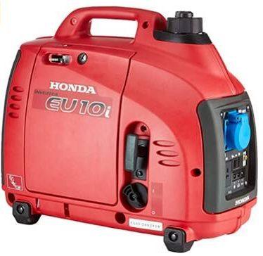stille generator voor camper