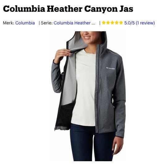 beste merk outdoor jas