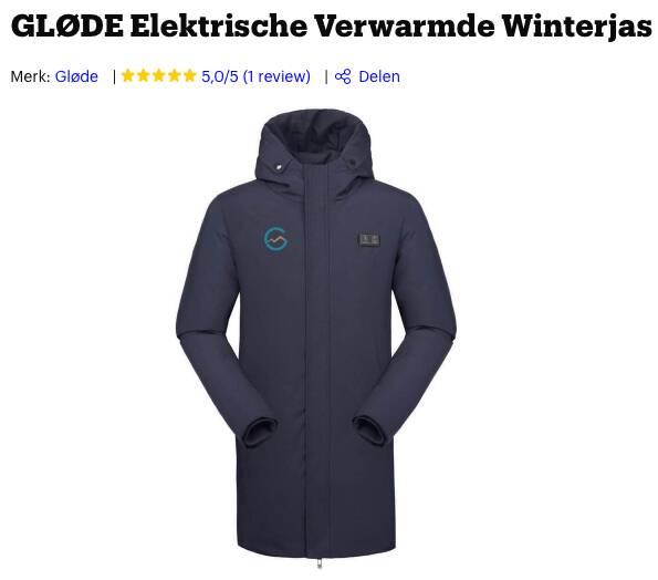 beste verwarmde jas heren