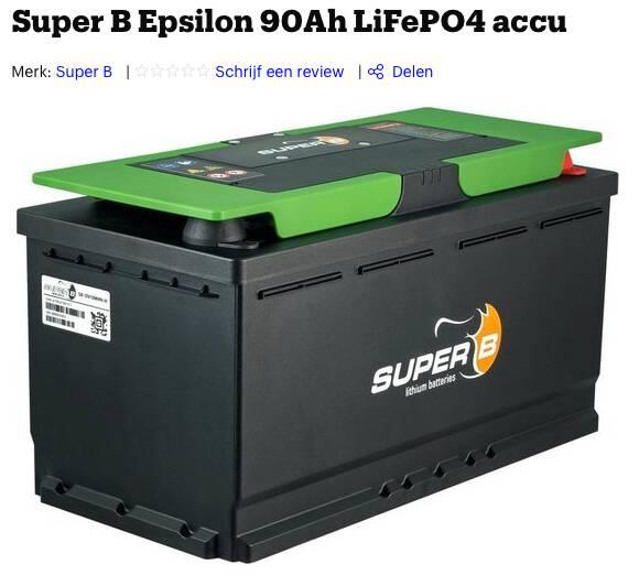 lifepo4 accu camper