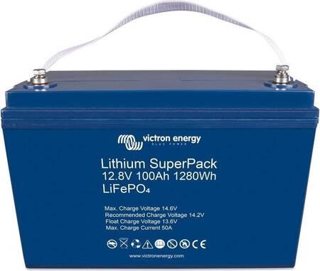 lithium accu camper