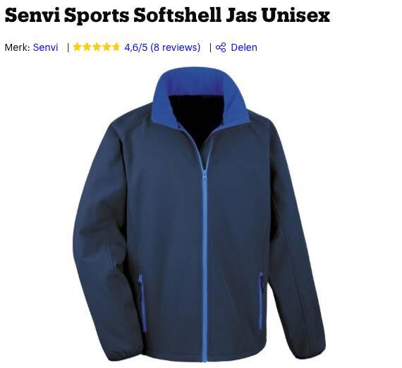 goede softshell jas
