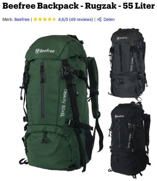 goede backpack